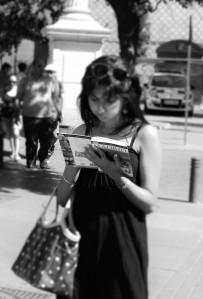 Anni black and white madrid