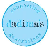 Dadimas logo - roundal